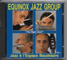 CD EQUINOX JAZZ GROUP - Jazz