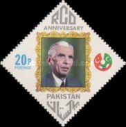 PAKISTAN MNH** STAMPS  RCD-1976 - Pakistan