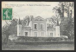 ST AGNAN D'HAUTEFORT Rare Château De Lamothe (Domège) Dordogne (24) - France