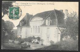 LE CHANGE Rare Château De Lhauteric (Domège) Dordogne (24) - France