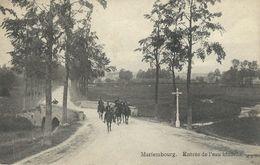 MARIEMBOURG : Entrée De L'Eau Blanche - Cachet De La Poste 1913 - Couvin