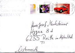 Ausland - Brief Von Briefzentrum 13 Mit 145 Cent BMW + 5 Cent 2017 Werbestempel WWF - BRD
