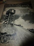 1955 SETA :Avenir Des Mathématiques;Uranium En France;Caméléon;Faire Des Diamant De Synthèse;Les USA;Les Jumeaux;etc - Science
