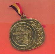 Médaille « N.K.B. - STAF ANTWERPEN - 40 JAAR - 4 OKT.1986 » - België