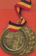 Médaille « N.K.B. - 40 JAAR – 22-3-87 - BEVEREN » - België