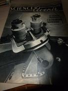 1955 SETA :Astronomie Soviet;Origine Du Blé;Gyroscope A Lames Vibrantes;St-Laurent (USA);Problème Des Hybrides;etc - Science