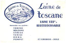 L L T/Buvard Laine De Toscane   (N= 1) - Buvards, Protège-cahiers Illustrés