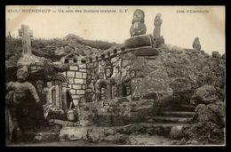 35 - ROTHENEUF - Ermite - Rochers Sculptés - Rotheneuf