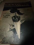 1955 SETA :Brillante Civilisation étrusque;Le Bernard-l'Ermite;--->Stratosphère Sans Moteur;Excentriques Cavernes;etc - Science