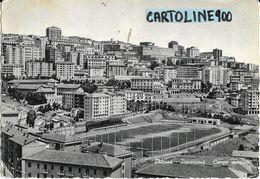 Calcio Potenza Veduta Stadio Stadium Stade Campo Sportivo Potenza Da Diversa Inquadratura Anni 50/60 - Calcio