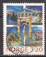 Norwegen  (1990)  Mi.Nr. 1042  Gest. / Used  (6fi21) - Norwegen