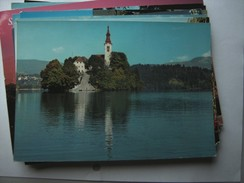 Slovenië Slovenia Bled Church 501 M - Slovenië