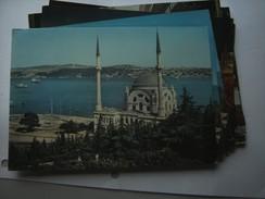 Turkije Turkey Istanbul The Dolmabacheae Palace Mosque - Turkije