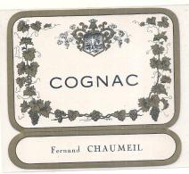 Cognac Fernand Chaumeil  1900/1930 - Whisky