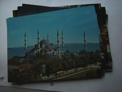 Turkije Turkey Istanbul The Blue Mosque - Turkije
