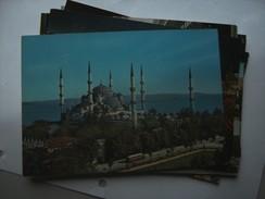 Turkije Turkey Istanbul The Blue Mosque Nice - Turkije
