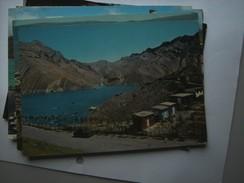 Asia Iran Teheran Chalus Road Karaj Dam Lake - Iran