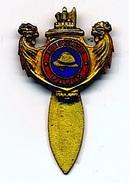 Insigne Patriotique A.F.A.C. PARIS - Insigne & Ordelinten