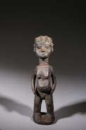Art Africain Statuette Agni - Art Africain