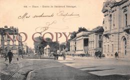 37 - Tours - Entrée Du Boulevard Béranger - Tours