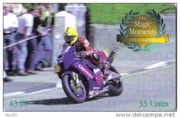Isle Of Man - TT - Magic Moment, Joey Dunlop - Isla De Man