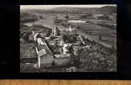 VIGNIEU Isère 38 : Vue Aérienne Sur Le Chateau De CHAPEAU CORNU Maison Familiale De Vacances Centre De Stages - Frankreich
