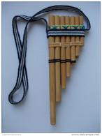 - Flute De Pan - - Instruments De Musique