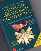 Katalog Deutsche Orden+Ehrenzeichen 2014 New 20€ 3.Reich DDR BRD Berlin Baden Bayern Saar Sachsen Catalogue Germany - Timbres