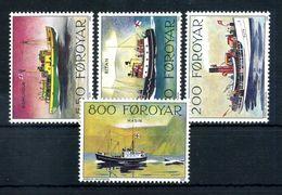 1992 FAROER SERIE COMPLETA MNH ** - Isole Faroer