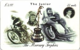 Isle Of Man - TT - The Junior - Isle Of Man