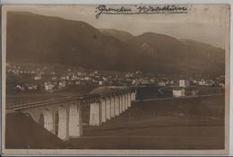 Grenchen - Eisenbahnbrücke Viaduct - SO Solothurn