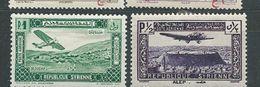 SYRIE  PA  N°  61+79 * TB - Syrien (1919-1945)