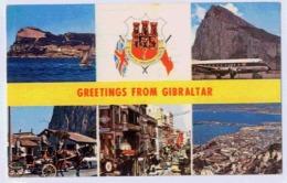 GREETINGS FROM GIBRALTAR - Gibraltar