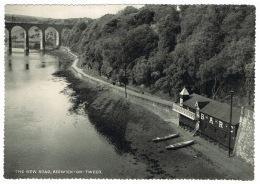 RB 1160 -  Postcard - The New Road & Bridge - Berwick-on-Tweed Scotland - Berwickshire