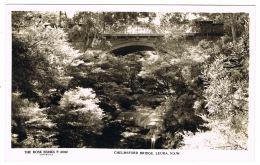 RB 1161 - Real Photo Postcard - Chelmsford Bridge Leura - NSW Australia - Australie