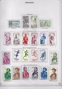 Espagne - Collection Vendue Page Par Page - Timbres Neufs * / Oblitérés - TB - Colecciones