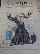LYON Républicain.dimanche 27 Juin 1880.par ALFRED LE PETIT.4 Pages.B. - Newspapers