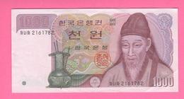 Corea Korea South 1000 Won - Corea Del Sud