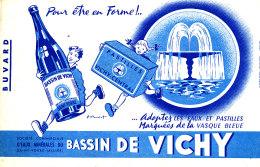 BU 1462 -   BASSIN DE VICHY - Limonades