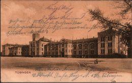 ! Alte Ansichtskarte Aus Tübingen Kaserne 1906, Militaria, Baden-Württemberg - Tuebingen