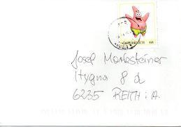Brief Von 8820 Neumarkt In Der Steiermark Postpartner Mit 68 Cent PM 2017 - 2011-... Briefe U. Dokumente