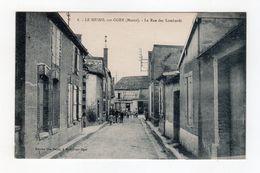 Le Mesnil Sur Oger ( Marne ) - La Rue Des Lombards - 51 - - France