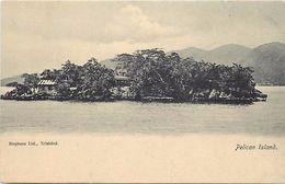Ref U580-  Pelican Island - Postcard In Good Condition - Carte Bon Etat - - Trinidad