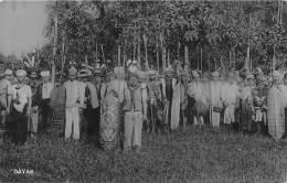 MALAISIE - Ethnic H / Beau Cliché Animé - Dayak - Malaysia