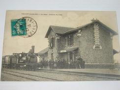 C.P.A.- Vallet (44) - La Gare - Arrivée Du Train - 1912 - SUP (D100) - France
