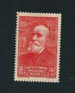 N° 436 Pour Les Chômeurs Intellectuels  Pierre Puvis De Chavannes (1824-1898)   Timbre France Oblitéré Charnière 1939 - Neufs