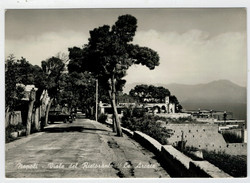 """NAPOLI   VIALE  DEL  RISTORANTE  """"  LE  ARCATE """"      (NUOVA) - Napoli (Naples)"""