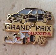 Pin's GRAND PRIX HONDA   P10 - Honda