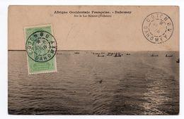 AFRIQUE OCCIDENTALE FRANCAISE - DAHOMEY - SUR LE LAC NOHOUE - Benin