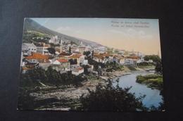 714. Mostar Na Lijevoj Obali Neretve - Bosnië En Herzegovina